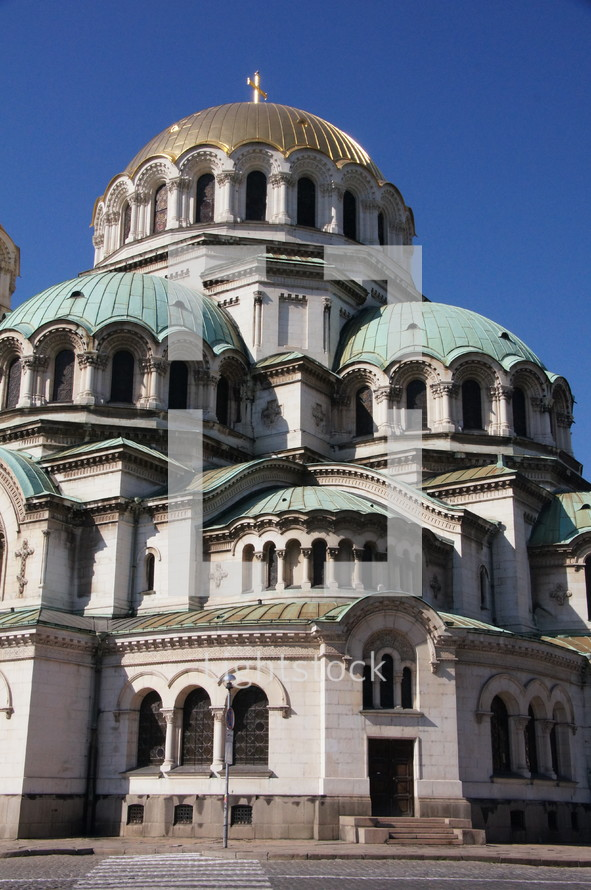 Bulgarian Orthodox Cathedral