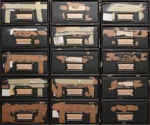 old filing cabinets