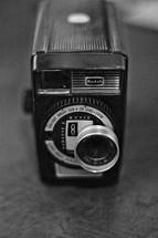 antique kodak Super  8 movie camera