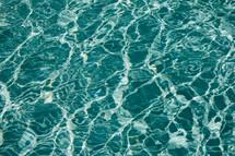 Aqua water.