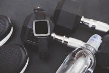 Smartwatch at Gym