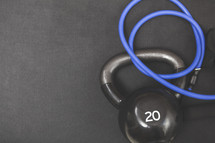 Fitness Gym Background