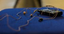 sound production equipement