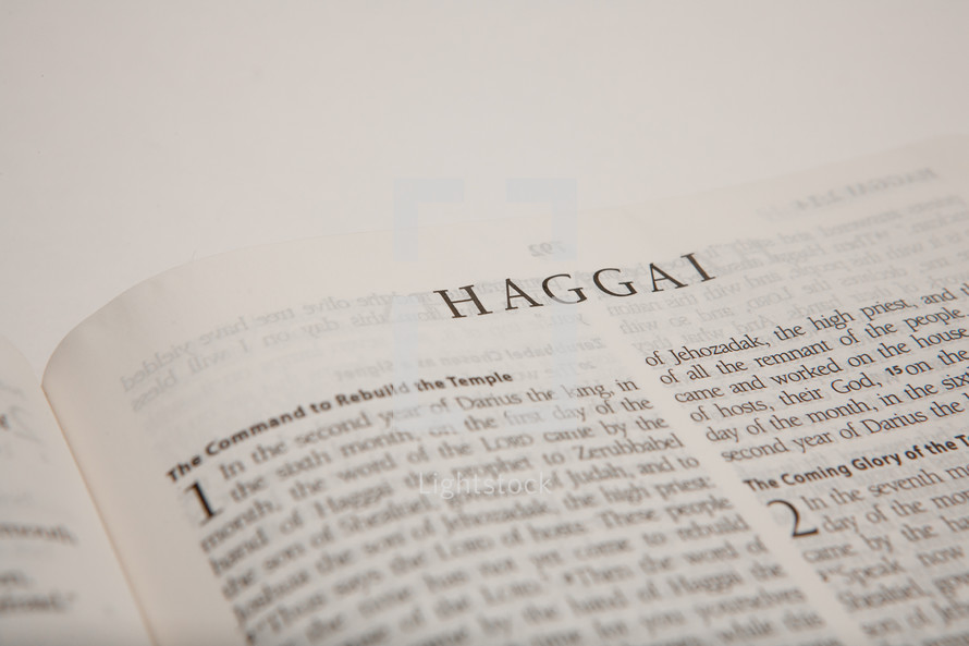 Haggai