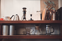 coffee presses