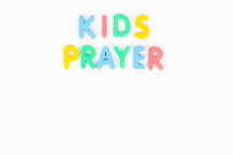 kids prayer
