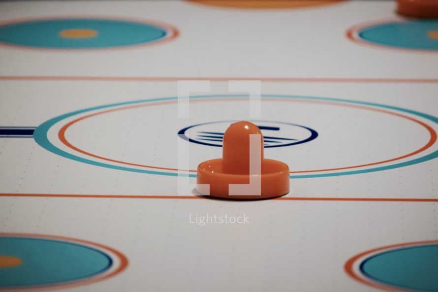 Air Hockey Table background