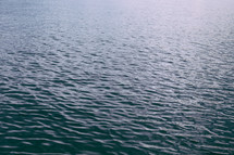 Ocean water waves.