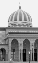Islamic mosque dome