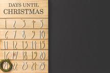 December 21st on a Christmas Advent calendar