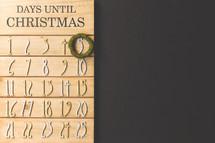 December 5th on a Christmas Advent calendar