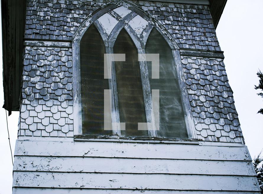 bell tower windows