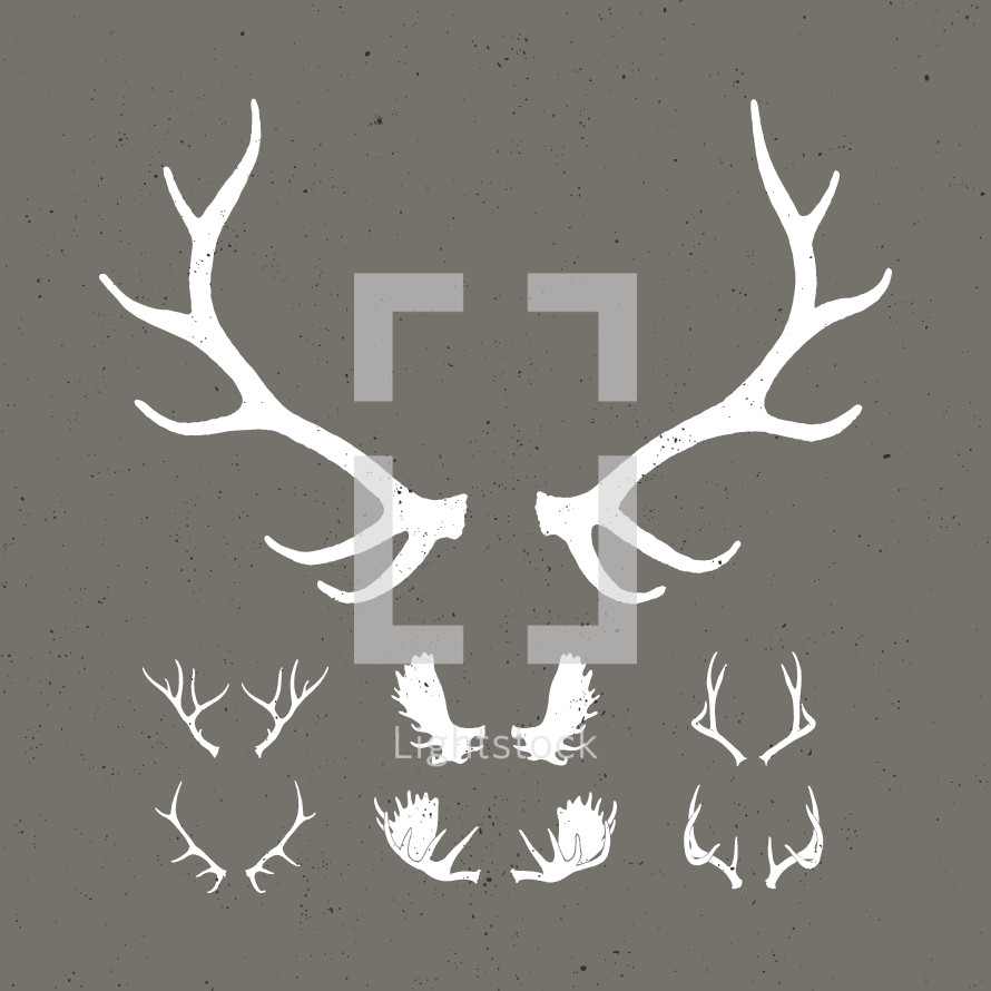 antler icons