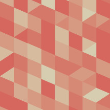 geometric triangular background.