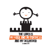 The Lord is my rock and my fortress and my deliverer, 2 Samuel 22:2