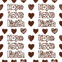 Vector set of hand drawn christian seamless pattern made with ink. Freehand textures for fabric, polygraphy, web design.