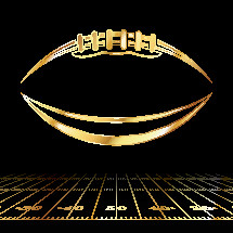 golden football