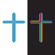 cross icons