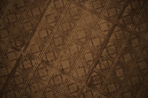 rustic tile floor