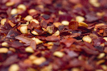 red crushed pepper