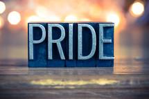 word pride