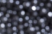 gray bokeh background