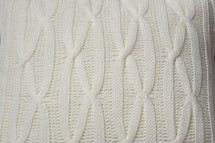 winter white knit sweater background texture