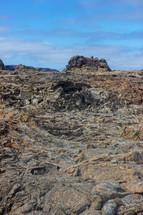 rocky mountain surface