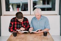 fall men's Bible study