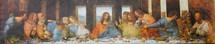 The Last Supper panorama artwork