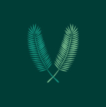 palm frond icons