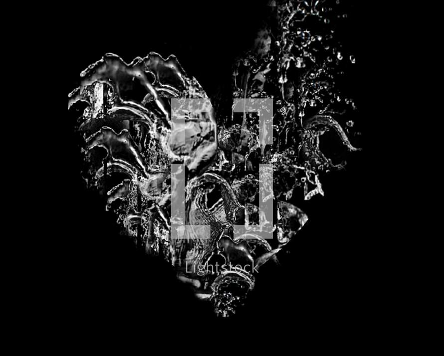 liquid heart