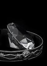 Flawless Kingdom; crown and diamond.