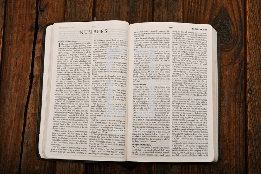 Scripture Titles - Numbers