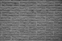 Modern concrete brick wall - texture  - cement