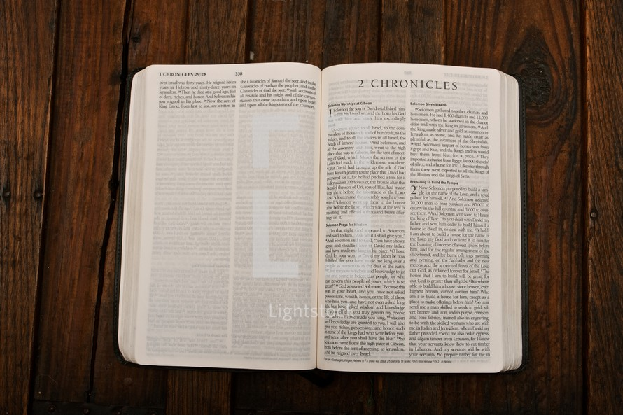Scripture Titles :: 2 Chronicles