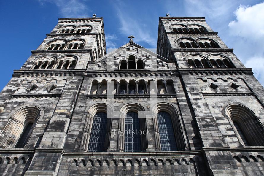 Historic building in Sweden