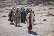 John's Disciples Follow Jesus