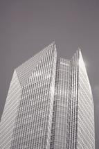 top of a skyscraper