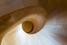 abstract spiral art