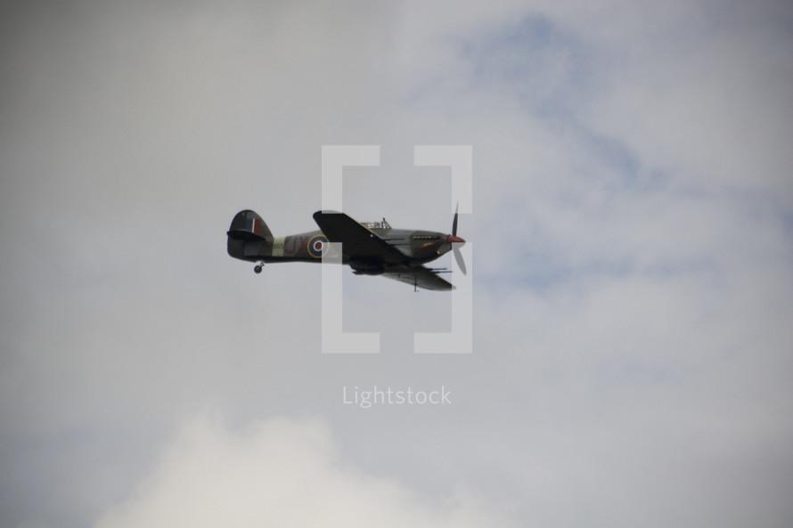 small military aircraft