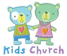 Kids Church with teddy bears