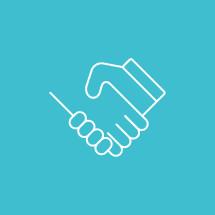 partnership icon.