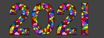 year 2021 in mosaic
