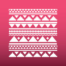 aztec pattern background