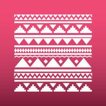 aztec pattern background