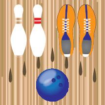bowling illustration