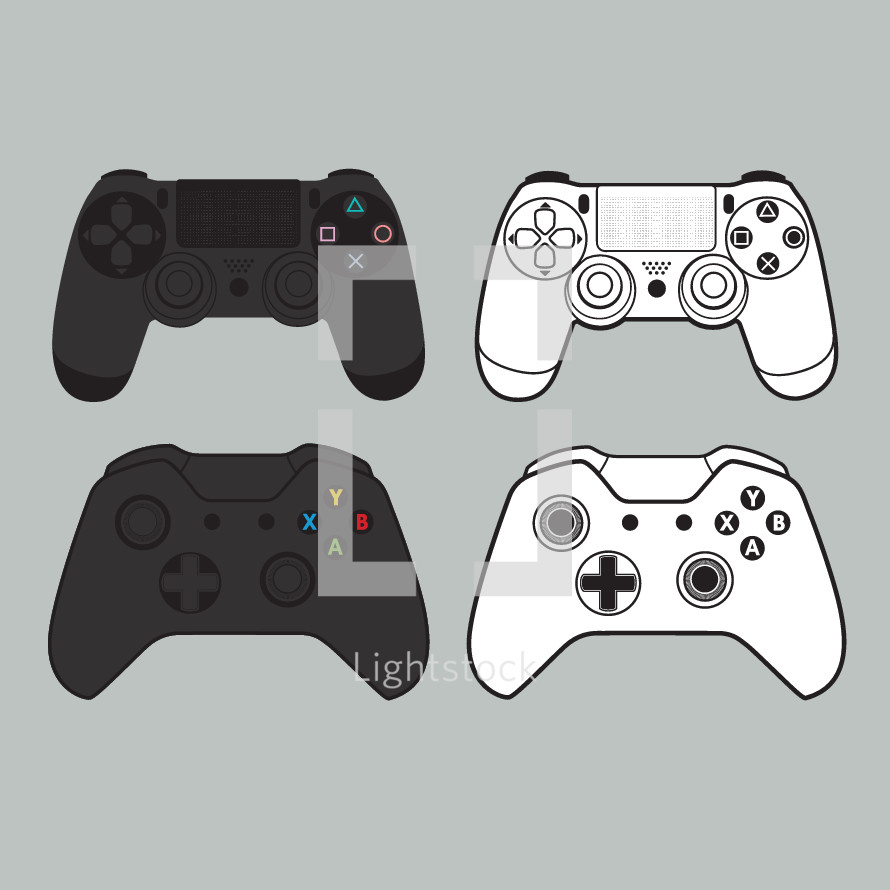 video game remote controls