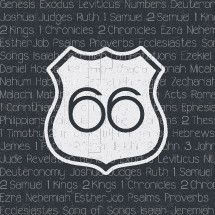 route 66, books of the Bible