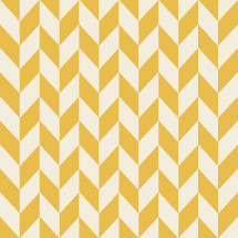 mustard chevron pattern